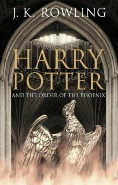 HARRY POTTER 5:AND THE ORDER OF THE PHOE