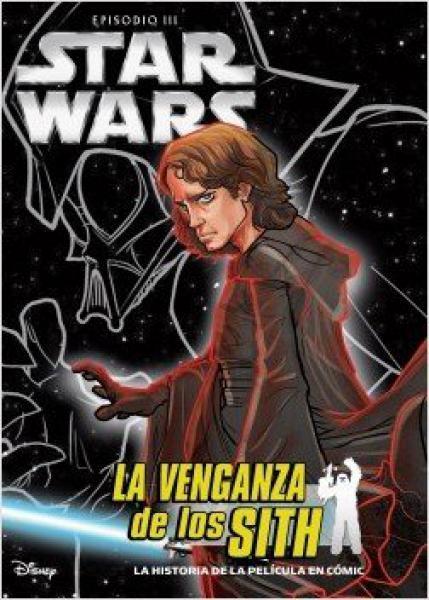 STAR WARS EPISODIO III VENGANZA DE LOS S