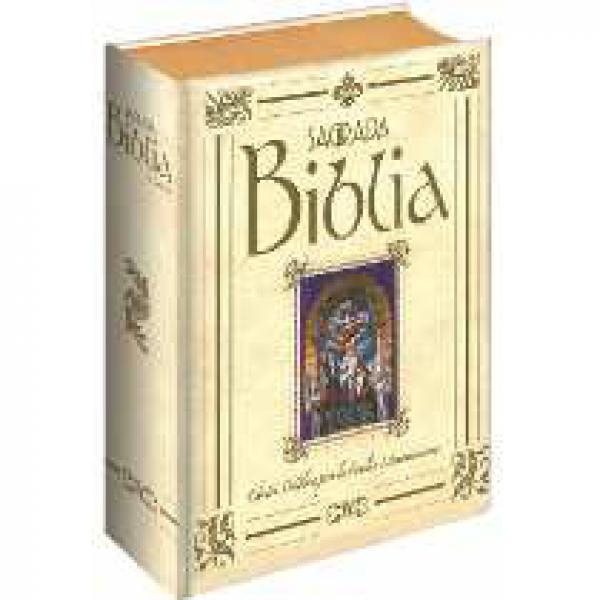 BIBLIA - LA SAGRADA BIBLIA (MARFIL)