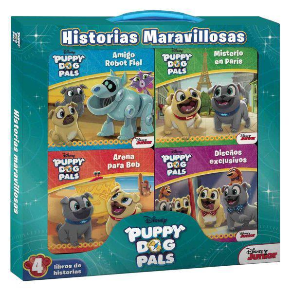 PUPPY DOG PALS - HISTORIAS MARAVILLOSAS