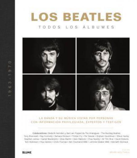 LOS BEATLES- TODOS LOS ALBUMES