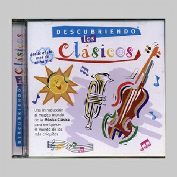 DESCUBRIENDO LOS CLASICOS (CD)