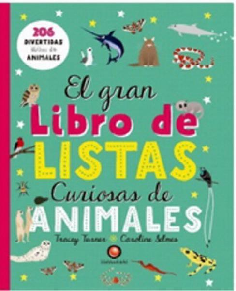 GRAN LIBRO DE LISTAS CURIOSAS DE ....