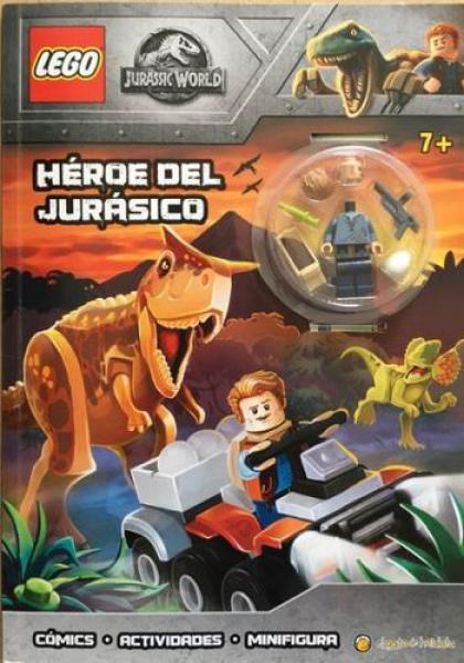 LEGO - JURASSIC WORLD - HEROES DEL JURAS