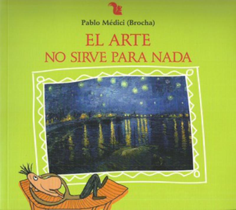 EL ARTE NO SIRVE PARA NADA
