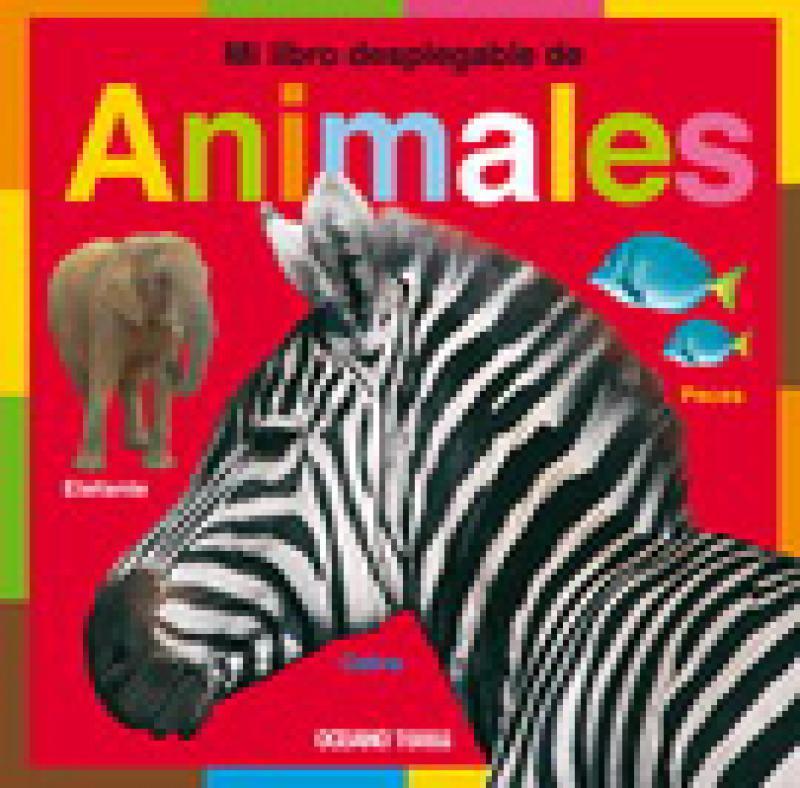 MI LIBRO DESPLEGABLE DE ANIMALES