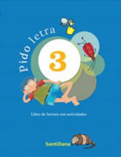 PIDO LETRA 3