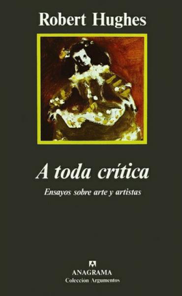 A TODA CRITICA