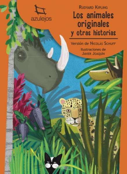 ANIMALES ORIGINALES Y OTRAS HISTORIAS