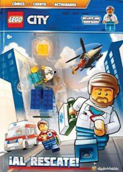 LEGO CITY AL RESCATE