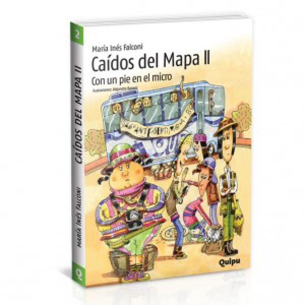CAIDOS DEL MAPA II