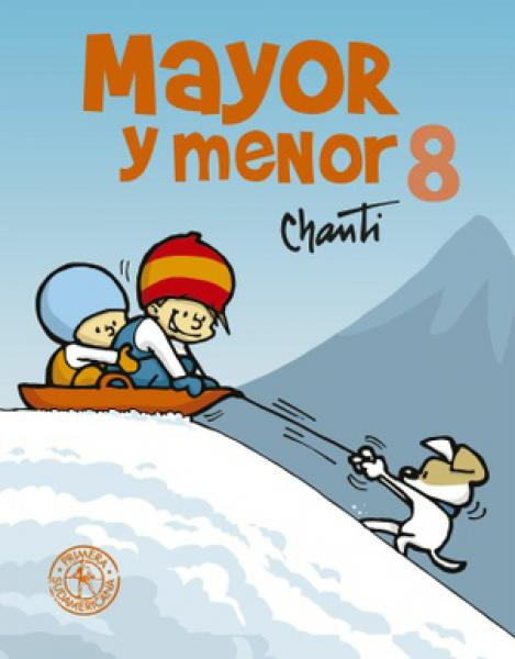 MAYOR Y MENOR 8