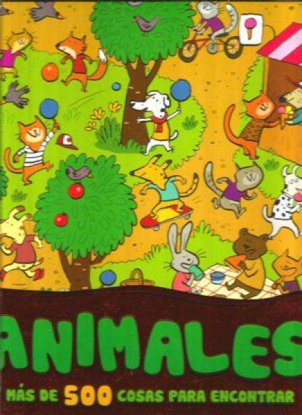 ANIMALES BUSCA Y ENCUENTRA MAS DE 500 CO