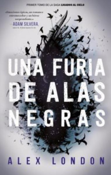 UNA FURIA DE ALAS NEGRAS