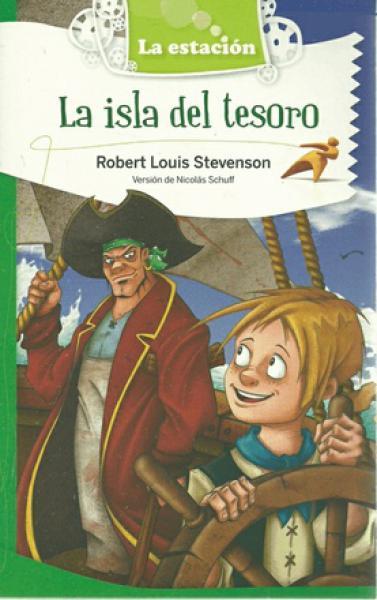LA ISLA DEL TESORO (ADAPTACION)