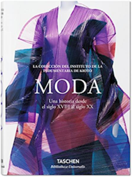 MODA - UNA HISTORIA DESDE EL SIGLO XVIII