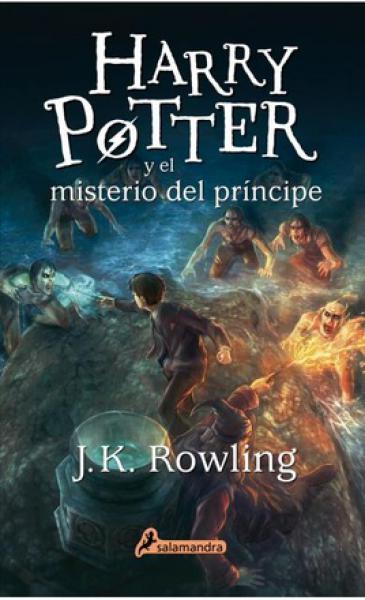 HARRY POTTER 6 - EL MISTERIO DEL PRINCIP
