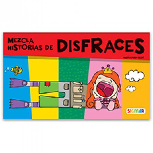 MEZCLA HISTORIAS DE DISFRACES