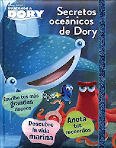 DORY - SECRETOS OCEANICOS DE DORY