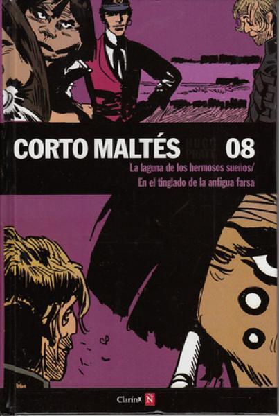 CORTO MALTES 8 - LA LAGUNA DE LOS HERMOS