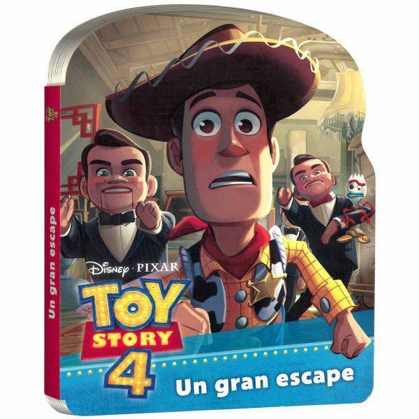 TOY STORY 4 - UN GRAN ESCAPE