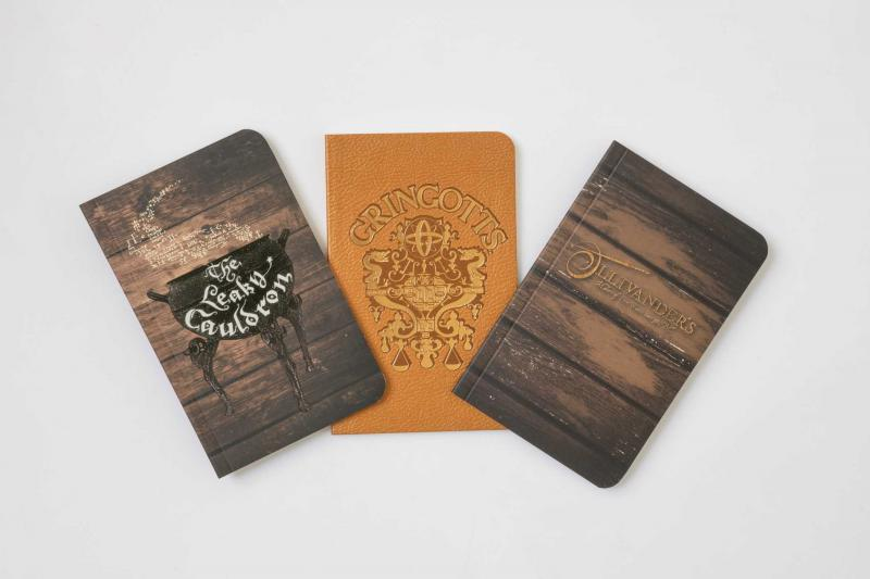 HARRY POTTER - MINI POCKET NOTEBOOK DIAG
