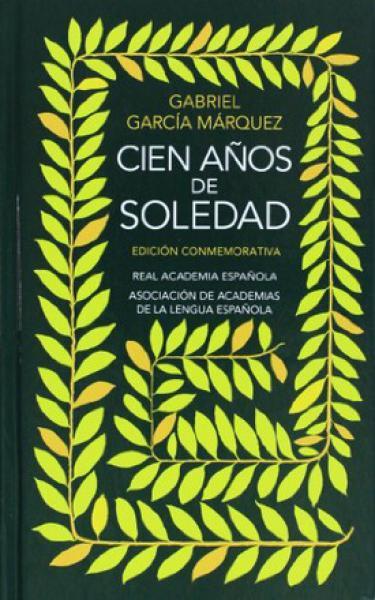 CIEN AÑOS DE SOLEDAD (ENC) (REAL ACAD)