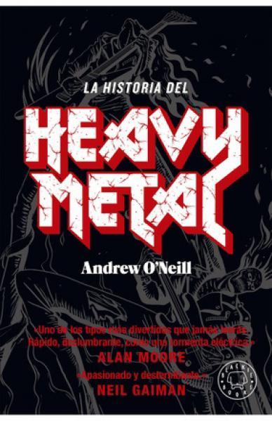 LA HISTORIA DEL HEAVY METAL