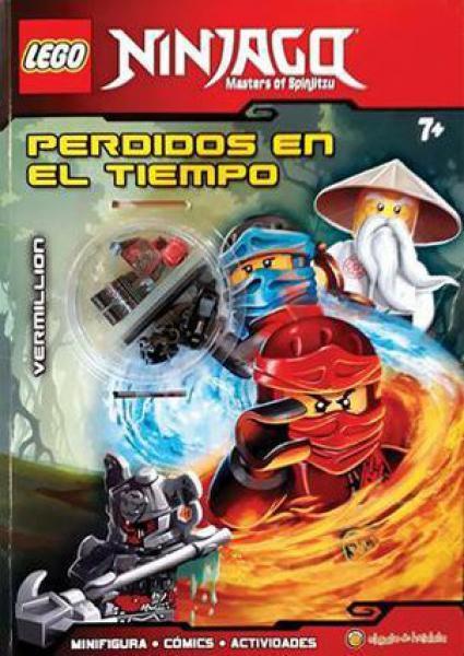 LEGO - NINJAGO PERDIDOS EN EL TIEMPO