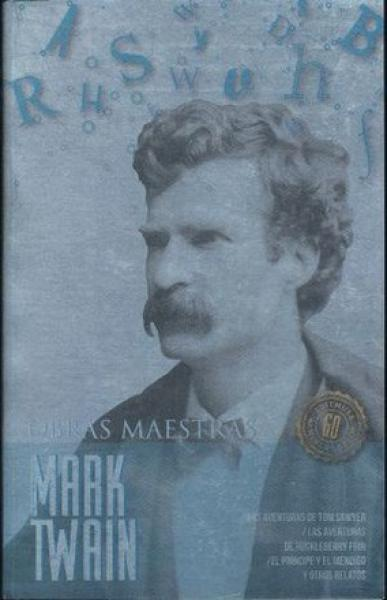 OBRAS MAESTRAS - MARK TWAIN