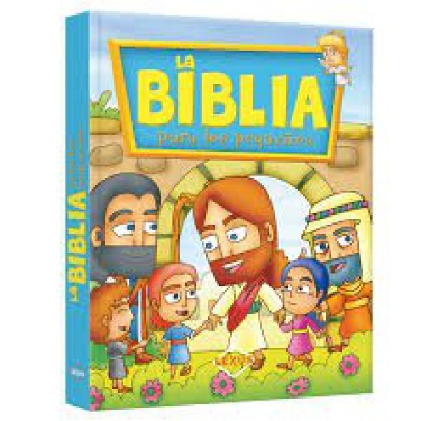 LA BIBLIA PARA LOS PEQUEÑOS