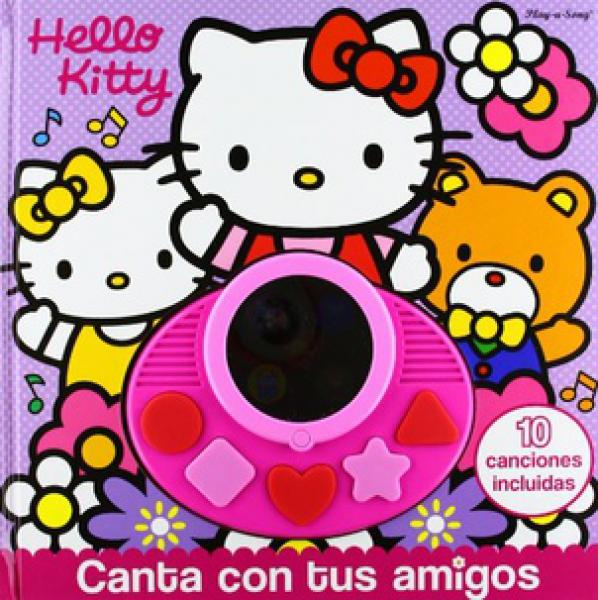 HELLO KITTY CANTA CON TUS AMIGOS