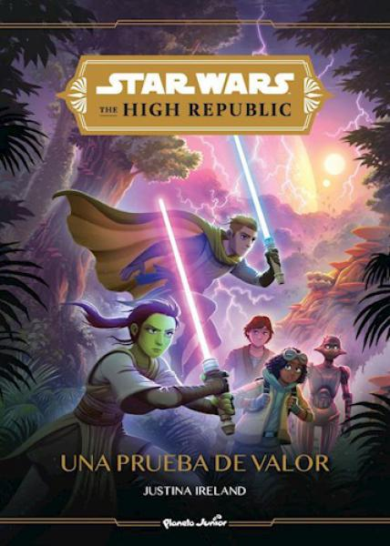 STAR WAR UNA PRUEBA DE DE VALOR
