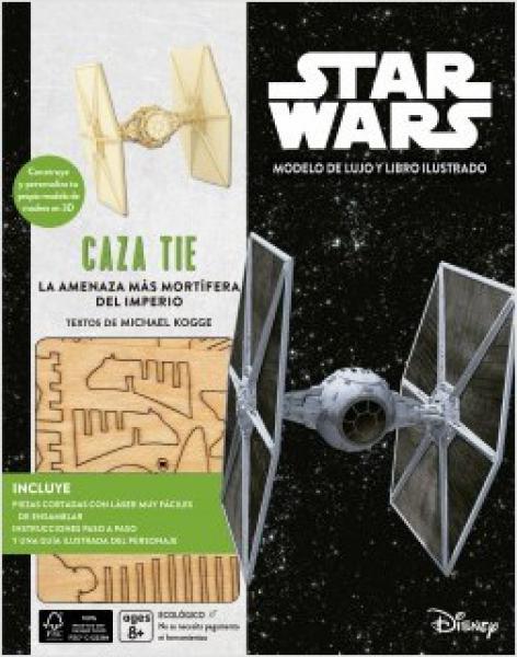 STAR WARS CAZA TIE PARA ARMAR