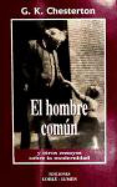 EL HOMBRE COMUN
