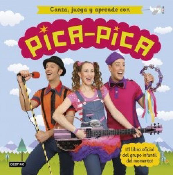 CANTA JUEGA Y APRENDE CON PICA PICA