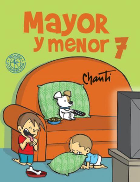 MAYOR Y MENOR 7