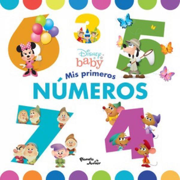 MIS PRIMEROS NUMEROS - BABY DISNEY