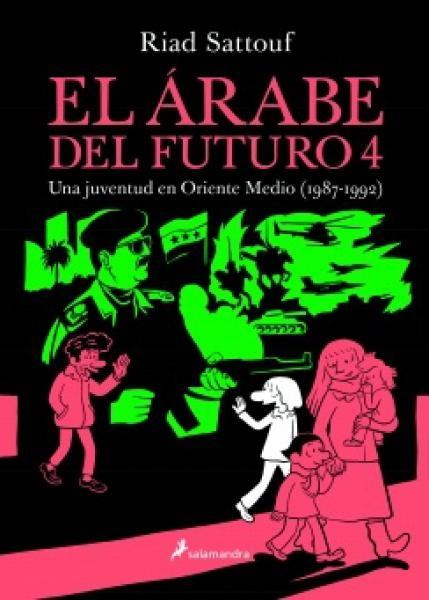 EL ARABE DEL FUTURO 4