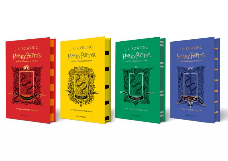 HARRY POTTER 2 - 20º SLYTHERIN - INGLES