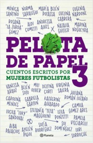 PELOTA DE PAPEL 3