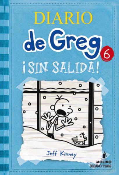 DIARIO DE GREG 6 - ¡SIN SALIDA!