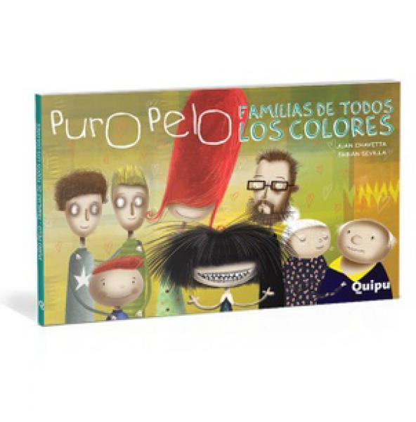 PURO PELO - FAMILIAS DE TODOS LOS COLORE