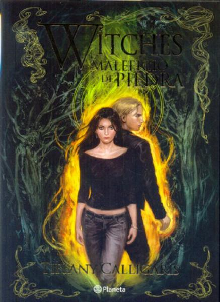 WITCHES 3- MALEFICIO DE PIEDRA