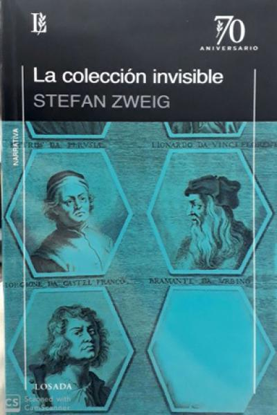 LA COLECCION INVISIBLE
