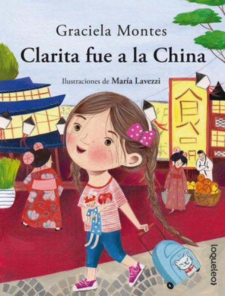 CLARITA FUE A LA CHINA
