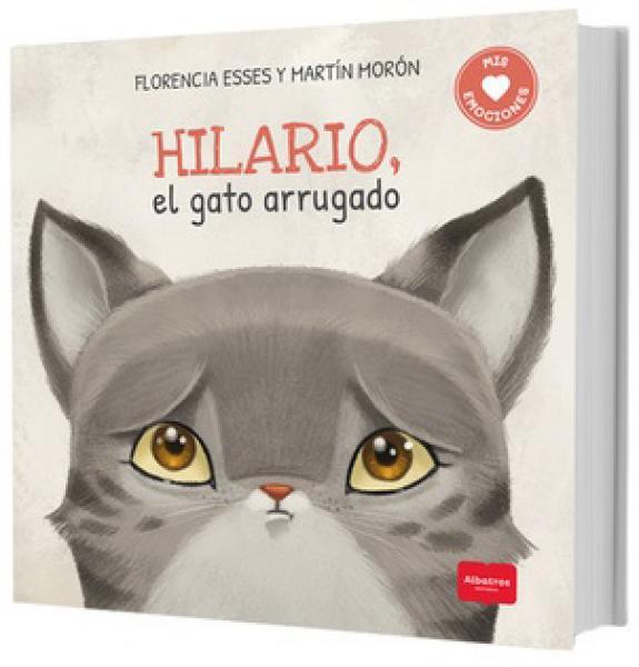 EL HILARIO GATO ARRUGADO