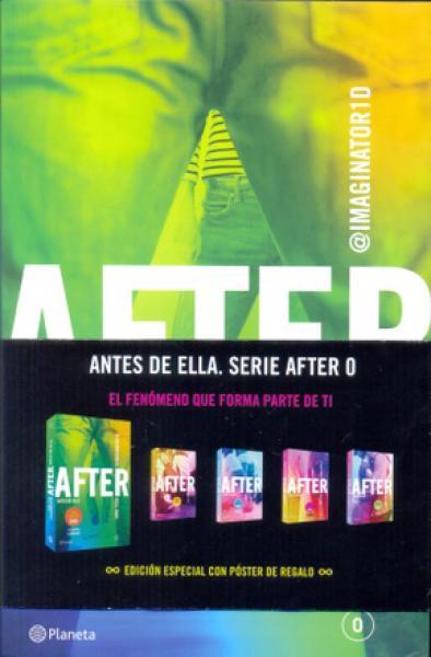 AFTER 0 - ANTES DE ELLA