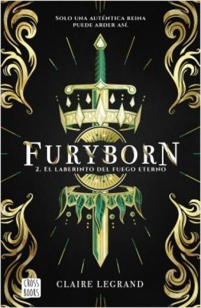 FURYBORN 2 - EL LABERINTO DEL FUEGO ETER