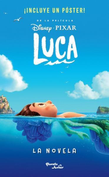 LUCA - LA NOVELA